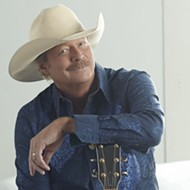 Alan Jackson rides the Honky Tonk Highway into Florida this May