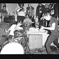 Texas hyperviolence quartet Portrayal of Guilt tear into Uncle Lou's this week