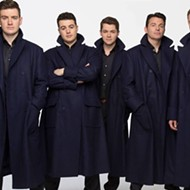 Celtic Thunder to rumble into Orlando this winter