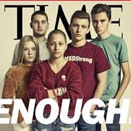 Stoneman Douglas survivors featured on cover of TIME