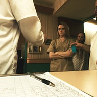 Soderbergh's iPhone-shot thriller, <i>Unsane</i>, loses signal