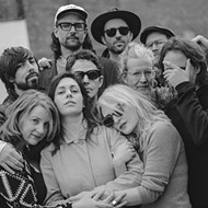 Broken Social Scene reconvene for a group 'Hug' at House of Blues