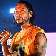 Miguel makes his case in Orlando as one of R&B's most complete stars