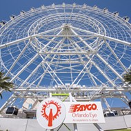 Coca-Cola Orlando Eye is now the Faygo Orlando Eye