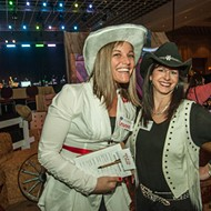 High rollers get to choose between two top benefit galas in Orlando this Saturday