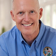 Florida Gov. Rick Scott will headline a gun raffle next month