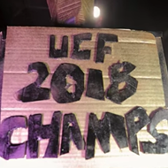UCF's 'national championship trophy' is now on tour