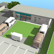 New food truck park coming to the Milk District this summer