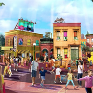 SeaWorld's new immersive Sesame Street land will open in Orlando spring 2019