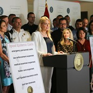 Florida attorney general Pam Bondi files lawsuit against major opioid manufacturers