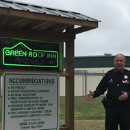 Flagler County Sheriff Rick Staly is now bragging about how many inmates are in his awful jail