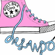 Girls Rock Camp Orlando to host sock-hop fundraiser at Lil Indies