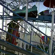 Daytona Beach roller coaster derailed because of excessive speed, says investigation