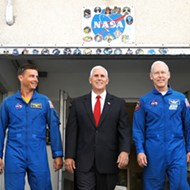 Mike Pence will visit Cape Canaveral next month for a big space update