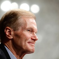 A conservative watchdog group just filed an ethics complaint against Florida Sen. Bill Nelson over Russian hacking claims