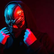 Masked EDM madman UZ takes over the dancefloor at Celine this week