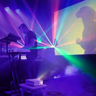 Led by Dan Terminus, strong synthwave bill takes Orlando back to the future
