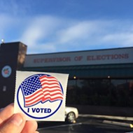 Last day to register to vote in Florida's general election is Oct. 9