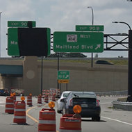 Well, the Maitland Boulevard exit on I-4 isn't where it used to be