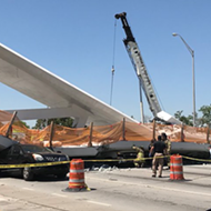 Florida judge blocks releasing records on FIU bridge collapse