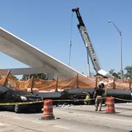 Florida judge blocks releasing records on FIU bridge collapse