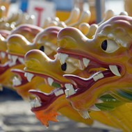 Bill Frederick Park hosts both the Asian Cultural Expo and Orlando International Dragon Boat Festival this weekend