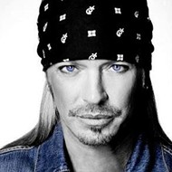 Bret Michaels is playing a free show in downtown Orlando