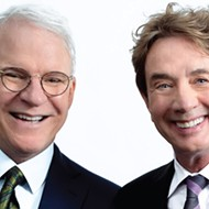 Steve Martin and Martin Short coming to Orlando next spring
