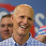AIDS Foundation and Rick Scott's office argue over records