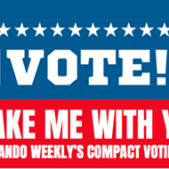 Orlando Weekly's compact voting guide for 2018 midterms