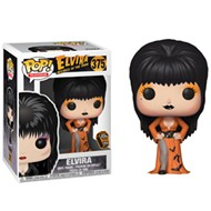 Elvira apologizes after fight breaks out at Orlando convention over her exclusive Funko Pops