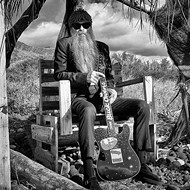 ZZ Top's Billy Gibbons goes solo at House of Blues