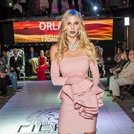 Mix and mingle with the fashion industry at Orlando International Fashion Week's EDGE event
