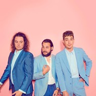 Indie rockers Born Ruffians reclaim their original spark in long-awaited Orlando return