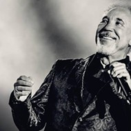 Tom Jones announces Orlando show in 2019