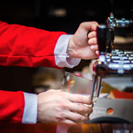 The 12 Bars of Christmas pub crawl jingles through downtown Orlando Friday evening
