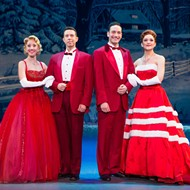 Dr. Phillips Center presents 'Irving Berlin's White Christmas,' the seasonal musical most likely to tug at the ol' heartstrings