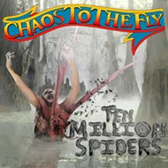 Deathrock newcomers Ten Million Spiders to play Uncle Lou's