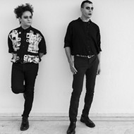 Turkish post-punk duo She Past Away announce Central Florida for show this summer