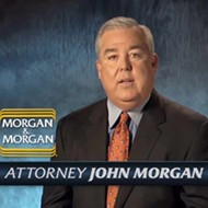 Orlando attorney John Morgan avoids jail time after head-butting a cop and calling him a 'fat fucker'