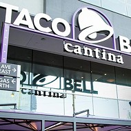 Downtown Orlando is officially getting a Taco Bell Cantina, which serves booze