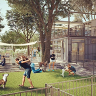 Orlando is finally getting a dog park with a bar