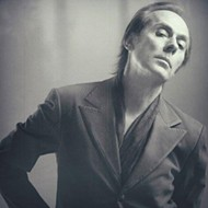 Goth legend Peter Murphy proves he's far from undead at the Plaza Live