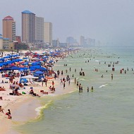 Florida beaches are now featuring a rare and deadly flesh-eating bacteria