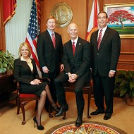 Gov. Rick Scott and his cabinet expected to settle Sunshine Law suit
