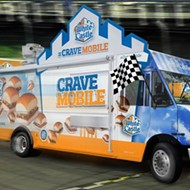 A White Castle food truck will be in Orlando tonight