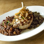 Outpost Neighborhood Kitchen is a throwback –  in a good way
