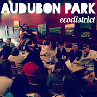Audubon Park Garden District creating an Eco-District