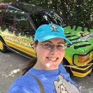 Former theme park employee Alicia Stella has attracted international attention with her scoops on Disney, Universal and more