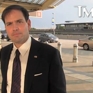 "Marco Rubio jumps on the ""where's the outrage"" bandwagon with stupid tweet"